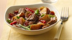 With a slow cooker and a microwave, you can have a  juicy, almost-effortless pot roast surrounded by bright vegetables.