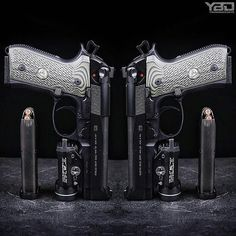 different grips though Save those thumbs & bucks w/ free shipping on this magloader I purchased mine http://www.amazon.com/shops/raeind  No more leaving the last round out because it is too hard to get in. And you will load them faster and easier, to maximize your shooting enjoyment.