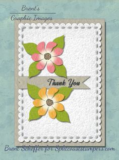 Karen Barber, Bee Bop, Great Thank You, Thank You Photos, Stitch Kit, Happy Day, Pretty Flowers, Paper Crafts, Floral