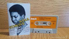 NINA SIMONE. MY WAY. MC / RCA - 1988 / CALIDAD LUJO.