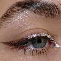 Cute Makeup Looks, Makeup Eye Looks, Eye Makeup Art, Pretty Makeup, Skin Makeup, Eyeshadow Makeup, Beauty Makeup, Runway Makeup, Eyeshadow Palette