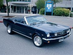 65 Mustang Convertible