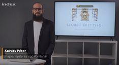 Szóbeli érettségi felkészítés - Magyar nyelv és Irodalom 12. osztály VIDEÓ - Kalauzoló - Online tanulás