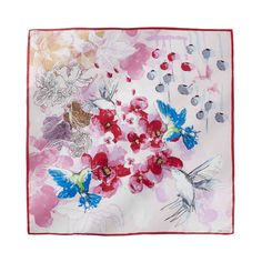 The colours and scents of flowers beckon you to dance. Scarves, Colours, Curtains, Dance, Shower, Prints, Collection, Scarfs, Dancing