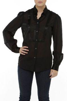 Dolce & Gabbana Womens Top Blouse Shirt, 40, Black Dolce & Gabbana. $210.00. Save 80% Off!