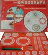 Spirograph - spent hours with my Spirograph. I'm guessing it's still in my childhood bedroom closet! My Childhood Memories, Childhood Toys, Great Memories, 60s Toys, Spirograph, I Remember When, Ol Days, My Memory, The Good Old Days
