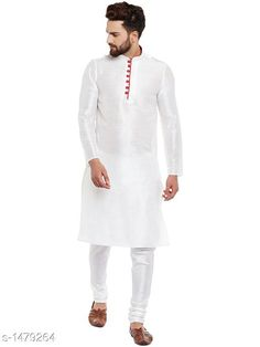 Checkout this latest Kurta Sets Product Name: *Fancy Cotton  Blend Solid Men's Kurta Set* Top Fabric: Cotton Blend Bottom Fabric: Cotton Blend Scarf Fabric: No Scarf Sleeve Length: Long Sleeves Bottom Type: Churidar Pant Stitch Type: Stitched Pattern: Solid Sizes: S, M, L, XL, XXL Country of Origin: India Easy Returns Available In Case Of Any Issue   Catalog Rating: ★4.1 (1294)  Catalog Name: Eva Fancy Cotton Blend Solid Mens Kurta Sets Vol 2 CatalogID_191992 C66-SC1201 Code: 368-1479264-7341