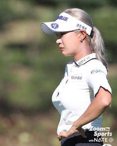 강명호ㅣ한편, 유현주는… : 네이트뉴스 Lpga, Ladies Golf, Golf Tips, Asian Woman, Baseball Hats, Celebs, Female, Sports, Tops