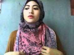 #9 - Hijab Tutorial SIMPLE - Natasha Farani, via YouTube.