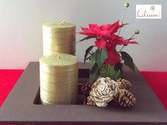 LOS MEJORES ARREGLOS FLORALES. Esta Navidad, decore su hogar con ese toque natural de elegancia que va de maravilla con la época, disfrute del colorido de la flor de Nochebuena, típica de la temporada. En Lilium tenemos para usted los arreglos navideños más originales y elegantes. Le invitamos a conocerlos a través de nuestra página de internet www.lilium.mx