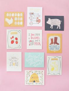 favorite Southern greeting cards