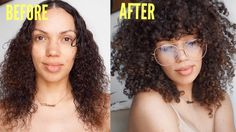 How To Diy Curly Bangs Spring Hair Refresh Wcurls Thin Curly Hair, Curly Hair With Bangs, Curly Hair Tips, Curly Hair Styles, Natural Hair Bangs, Wavy Hair, Spring Hairstyles, Hairstyles With Bangs, Diy Hairstyles