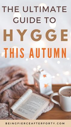 Ready to embrace the hygge lifestyle? This Danish self care practice keeps increasing in popularity and for a good reason: it's a great way to add a little stress relief, comfort and coziness to your life. Let's hygge! #hygge #selfcaretips #wellness