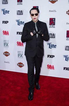 Marilyn Manson wins Lifetime Achievement at Kerrang! Awards - TV3 Xposé
