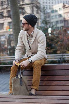 Steve Bal | Men's Fall Fashion | Casual
