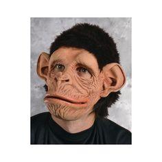 Ce masque de singe est réalisé à la main aux USA par la marque Zagone Studios, le latex est très réaliste et très agréable à porter.  Intégral, il possède néamoins un élastique derrière la tête afin de coller au plus près de la tête, en effet, la bouche d