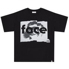 Facetasm DSM Special Oversized T-Shirt (Black)