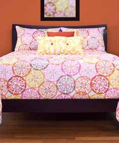 Take a look at this Madison Comforter Set by SIScovers on #zulily today!