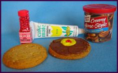 Simple Science Activities, Earth Cookies