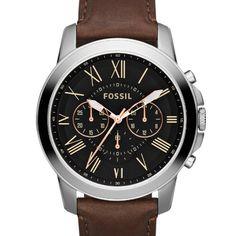 Sale Preis: Fossil Herren-Armbanduhr Grant Analog Quarz Edelstahl beschichtet FS4813. Gutscheine & Coole Geschenke für Frauen, Männer und Freunde. Kaufen bei http://coolegeschenkideen.de/fossil-herren-armbanduhr-grant-analog-quarz-edelstahl-beschichtet-fs4813