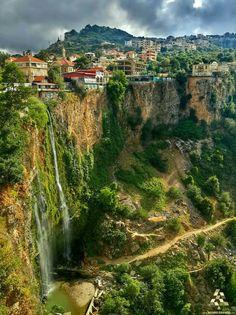 Heavenly beauty in #Jezzine  <3 By Ahmad Karaki #WeAreLebanon  #Lebanon