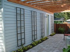 9 Simple and Impressive Tips and Tricks: Tropical Backyard Garden Patio tropical. Diy Pergola, Metal Pergola, Cheap Pergola, Pergola Kits, Pergola Ideas, Garage Pergola, Metal Roof, Backyard Ideas, Backyard Garden Landscape