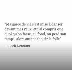Jack Kérouac                                                       …