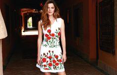 Claveles dress