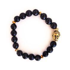 Black tourmaline: protection from negativity Yoga Armband, Black Tourmaline, Gemstone Bracelets, Beaded Necklace, Jewellery, Gemstones, Change, Rhinestones, Beaded Collar