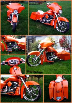 2009 Harley-Davidson Street Glide | Located in Cornell, WI | Has been completely customized | Click the pin for more details or ===> www.ChopperExchange.com/495059! | #harley #motorcycle #streetglide #touring #chopperexchange #bagger