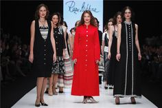 Razu Mikhina Spring Summer 2016 Catwalk Show | Zhiboxs - Fashion Show, Editorial , Models.