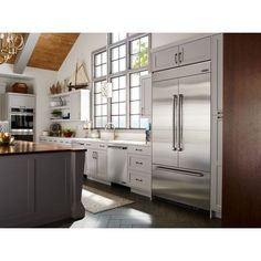 The 2013 Kitchen Of The Year With Designer Christopher Peacock   Pinterest    French Door Refrigerator, KitchenAid And Refrigerator