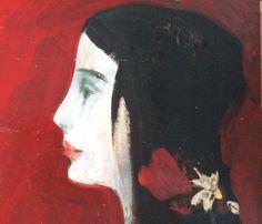 Milan Vavro/ Kvetka Milan, Seeds, Painting, Women, Art, Women's, Painting Art, Paintings, Kunst