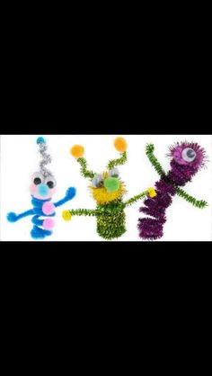 Pipe cleaner fun