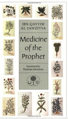 Medicine of the Prophet (Islamic Texts Society), http://www.amazon.com/dp/0946621225/ref=cm_sw_r_pi_awdm_HOcaub1A8ENKZ