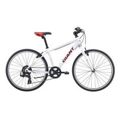 Escape Jr 24 kidsbike White NO 16, juniorsykkel
