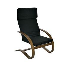 Poltrona a dondolo in legno di betulla mod. KARMA. Ideale per dedicarvi dei momenti di indimenticabile relax. Disponibile nei colori nero arancione e bianco  http://www.ebay.it/itm/Dondolo-Sedia-Poltrona-a-Dondolo-Relax-Legno-Arredamento-Casa-Soggiorno-Studio-/181515212023?pt=Poltrone&var=&hash=item6fde5ce6fd