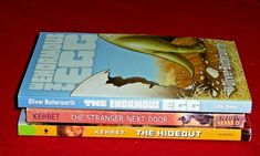 3 Chapter Books Grades 3 4 5 6 The Enormous Egg The Hideout Peg Kehret Sleuth