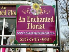 An Enchanted Florist in Doylestown, PA