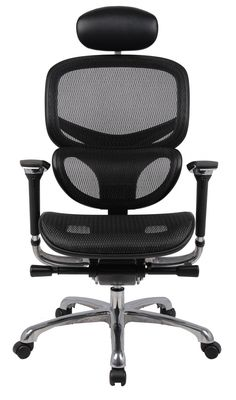 moden high back executive office chair with head rest ergonomic