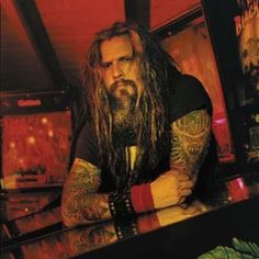 Rob Zombie.. random tidbit. I got married in the same chapel as this bad ass in Vegas. Win!!