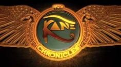 The Kane Chronicles, Book One: The Red Pyramid, Book Two:Throne of Fire, and Book Three:Serpents Shadow