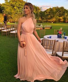 A Line One Shoulder Flowy Chiffon Long Bridesmaid Dresses Blush A Line One Shoulder Flowy Chiffon Long Bridesmaid Dresses – .ukBlush A Line One Shoulder Flowy Chiffon Long Bridesmaid Dresses – . Evening Dresses, Prom Dresses, Formal Dresses, Dress Prom, Chiffon Dresses, Long Dresses, Simple Dresses, Cheap Dresses, Wedding Dresses