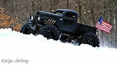 Awesome Old 4x4