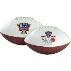 2013 Sugar Bowl Mini Football .  10.00. Get into the action with the 2013  mini rubber Sugar Bowl football. b61063c3b3c