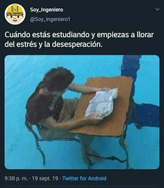 Funny Spanish Memes, Spanish Humor, Crazy Funny Memes, Funny Jokes, Hilarious, Mexican Memes, Quality Memes, Best Memes, Laughter