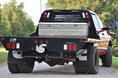 flatbed dodge with stacks - Google Search