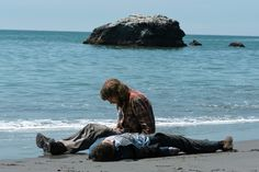 Swiss Army Man is the Sundance movie where Harry Potters corpse has gas  Tonight I watched Paul Dano ride Daniel Radcliffe across the ocean like a jet ski propelled solely by the power of Radcliffes farts.  Thats not a sentence I anticipated writing during our Sundance coverage this year but I guess I didnt realize what was in store when I walked into Swiss Army Man the debut feature from writer-directors Daniel Kwan and Daniel Scheinert. Over the past five years the duo  known collectively…