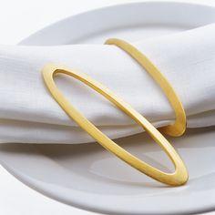 Most elegant napkin rings