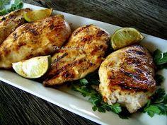 TheKitchenCookie: Honey Lime Ginger Chicken